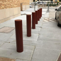 G-1631F-S30-P1-Safety-Bollards