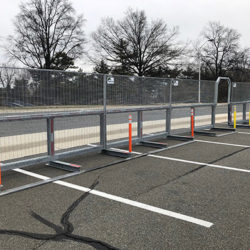 Modular-Vehicle-Barrier-with-passthrough