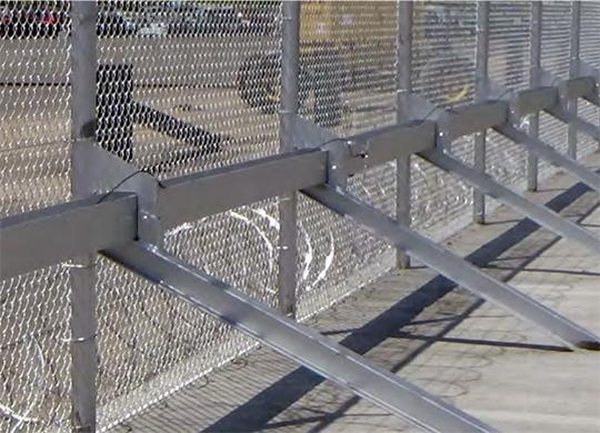 combination fencing