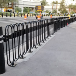 custom culvert bollards