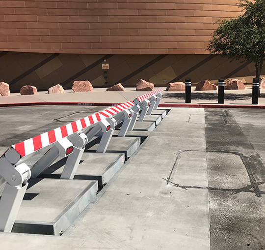 gibraltar wedge barrier
